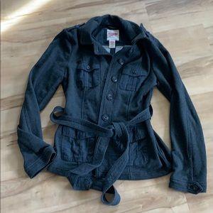 Mossimo soft utility jacket
